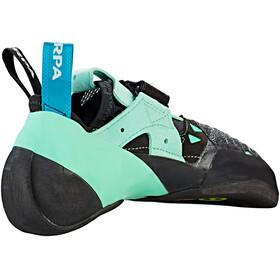 Scarpa Instinct VS Climbing Shoes Women black-aqua